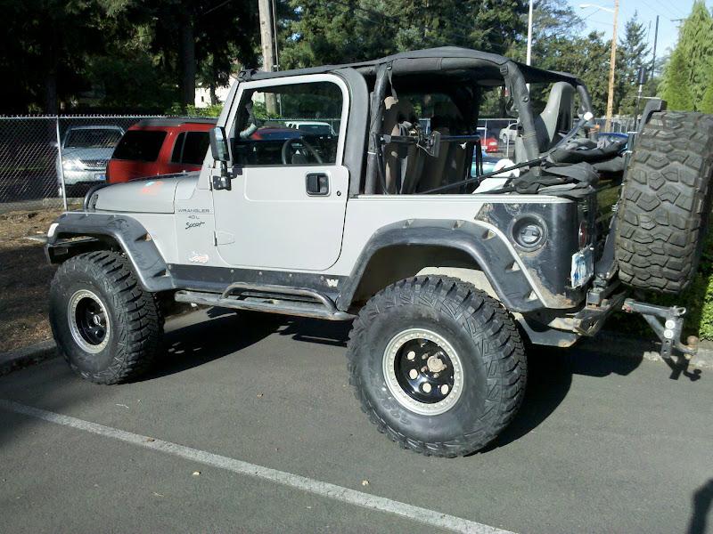 Sell Used 2000 Jeep Wrangler Sport 4 0l Rockcrawler Arb S