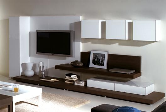 Azya muebles dise o de centros de entretenimiento - Centro reto salamanca recogida muebles ...