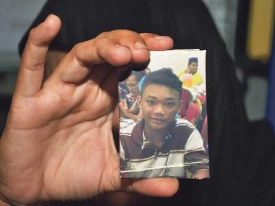 remaja hilangkan diri lepas ditegur ibu