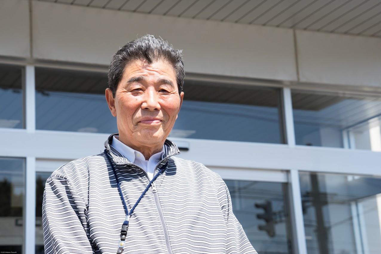 岩本利男さん