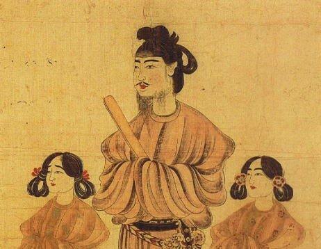 厩戸皇子(聖徳太子)の画像