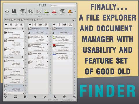 Files – Finder Edition v1.0