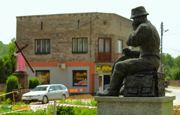 Pomnik Sołtysa  Wąchocka