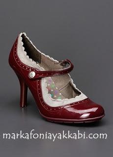 ROCKETDOG Kutie topuklu ayakkabı markafoni ayakkabıları