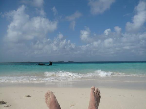 Playa de Isla Perro