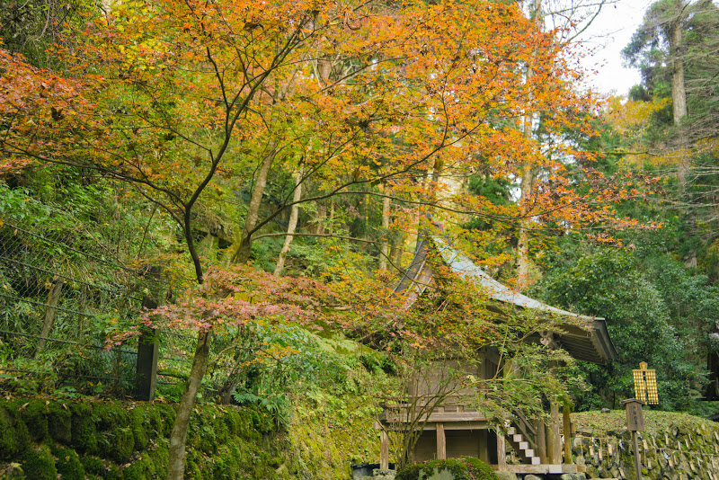 京都 貴船神社 奥宮 写真2