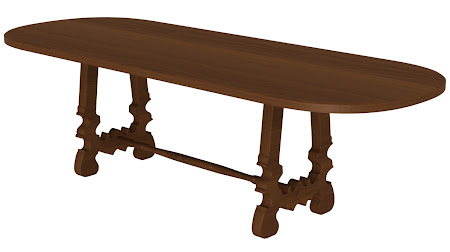 "70"" x 36"" Arcadia Conference Table in Acres Maple"