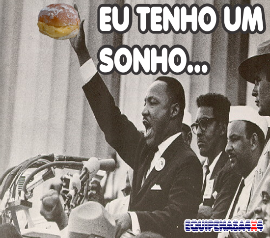Clã 21 - Martin Luther King