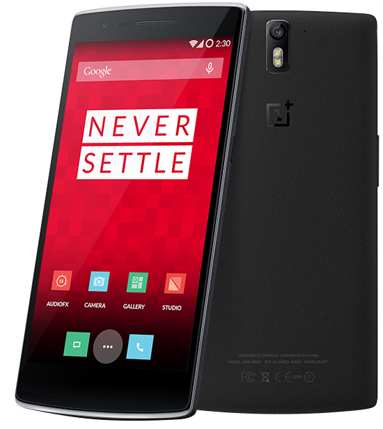 [OFFICIAL LOUNGE] OnePlus One - #neversettle