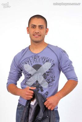 Participantes de Gran Hermano 2012 - Mario Fredes