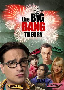 Big bang theory poster10%2B%28Custom%29 The Big Bang Theory 8ª Temporada Legendado RMVB + AVI
