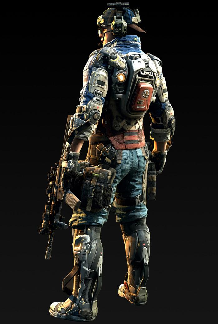 Tạo hình nhân vật trong Metro Conflict - Ảnh 13