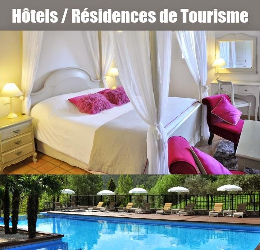 hebergements-hotels-residences_de_tourisme+en+dracenie-var-provence