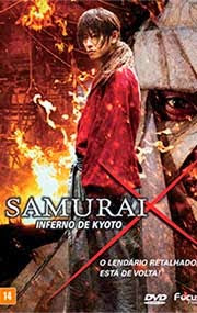 Samurai X O Inferno de Kyoto