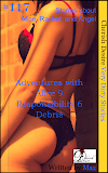 Cherish Desire: Very Dirty Stories #117, Adventures with Alice 9, Alice, Responsibility 6, Rachel, Debris, Angel, Max, erotica