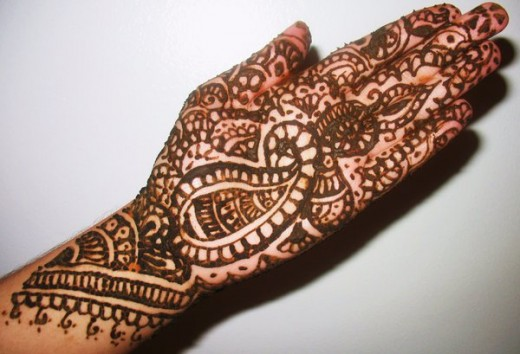 Moroccan Mehndi Patterns : New floral mehndi designs for hands and feet beststylo
