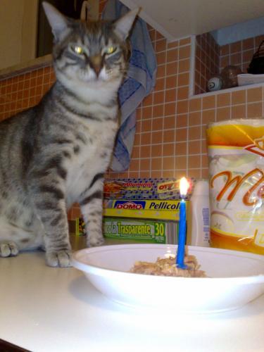 Julius compleanno 2