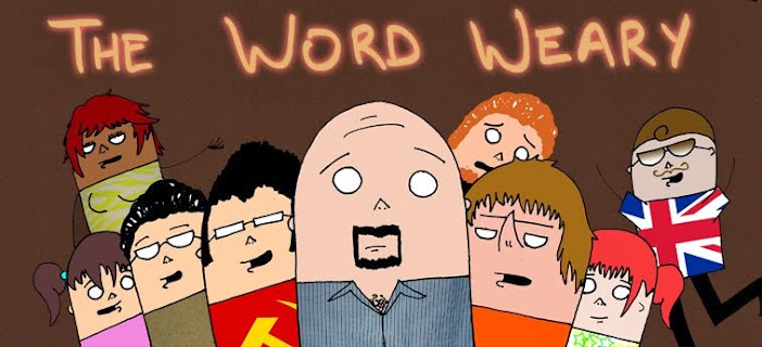 The Word Weary Comic