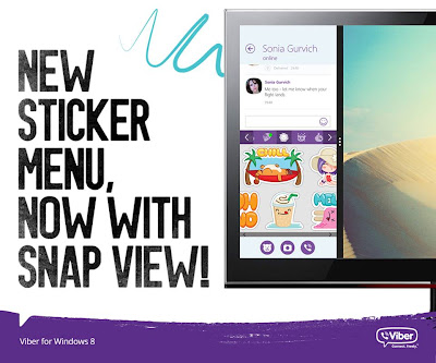 Viber para Windows 8