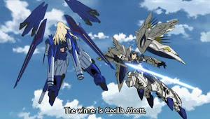 Infinite Stratos, Cecilia Alcott, Ichika Orimura