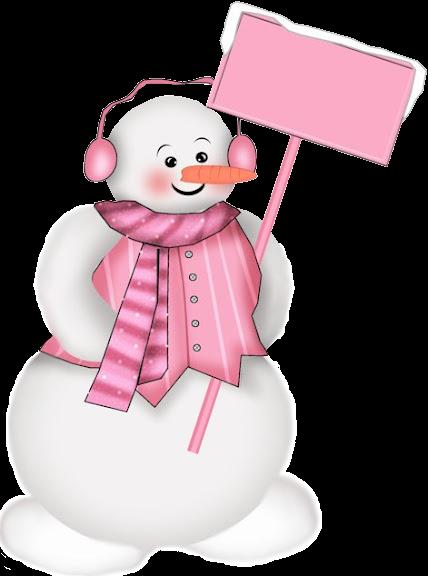 lindo boneco- neve