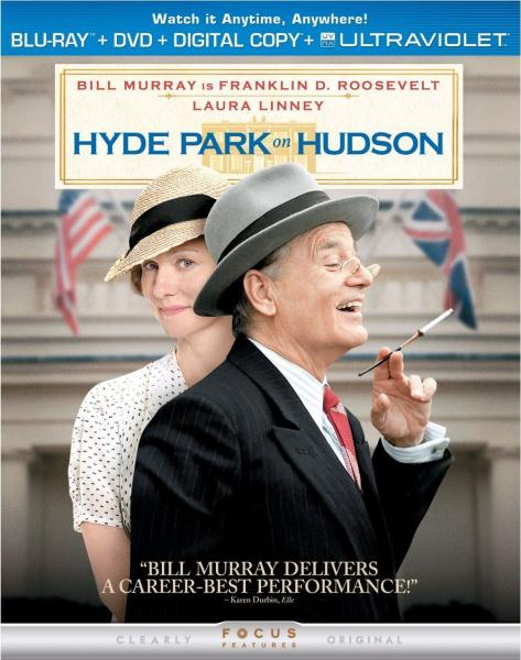 Filme Poster Um Final de Semana em Hyde Park BRRip XviD & RMVB Legendado