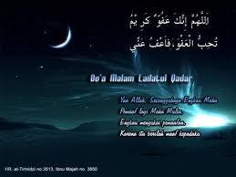 Tanda-Tanda Malam 1000 Bulan Atau Malam Lailatul Qadar | Terbaru dan Terlengkap