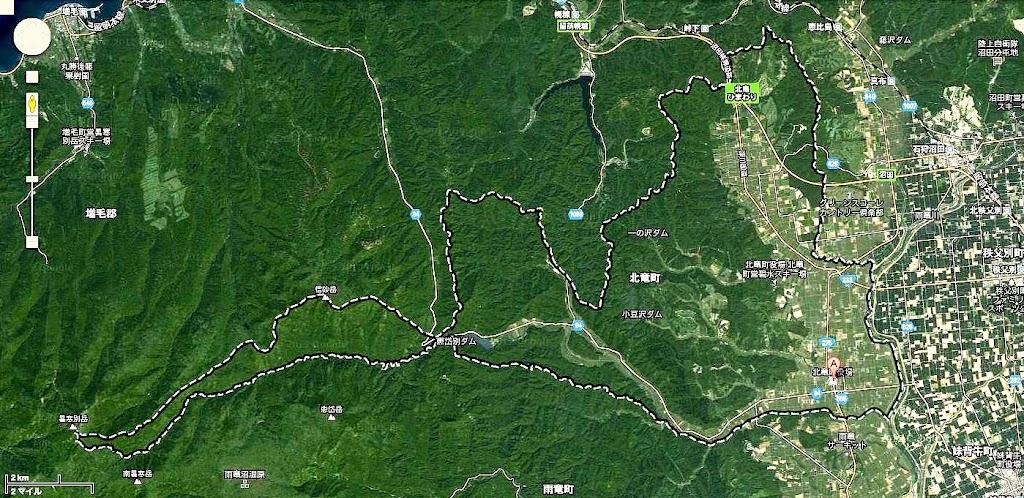 北海道雨竜郡北竜町