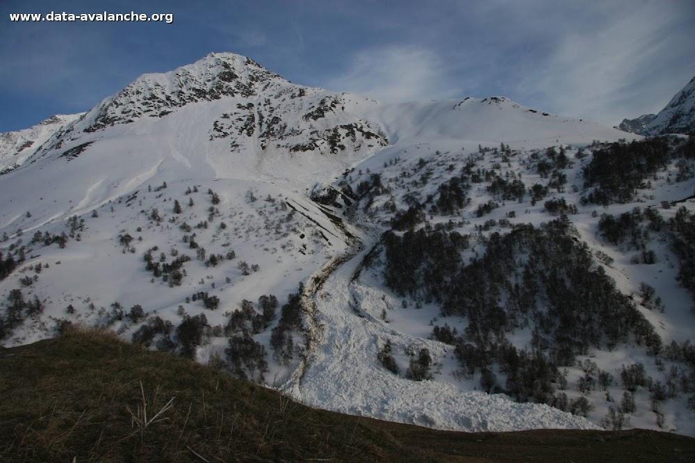 Avalanche Oisans, secteur Col du Lautaret, Combe Girardin / Pyramide de Laurichard - Photo 1