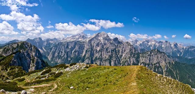 Slovenija - Lipanski vrh i Debela peč, 20.7.2014.