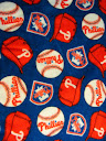 Philadelphia Phillies Cloth Diaper