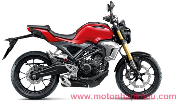 Honda CB150R Exmotion ABS 2018 Đỏ