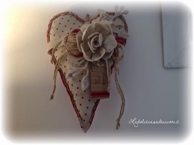 Ladolcecasadeicuori : cuore imbottito