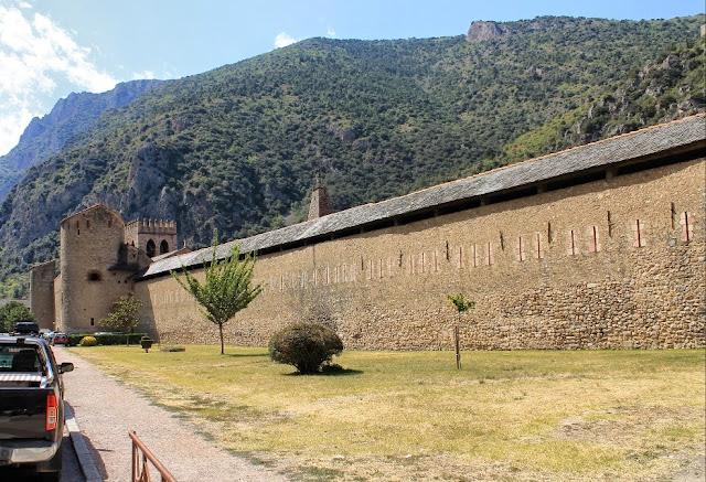 Из Каталонии – в Лангедок-Руссильон