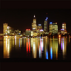 THE CITY OF LIGHTS: Wisata Sehari di Perth (1/2)