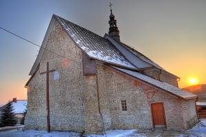 Kościół rektoralny pw. Świętego Mikołaja w Siedliskach