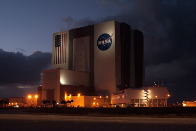 VAB after sunset
