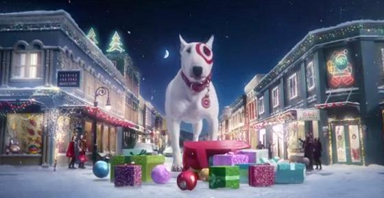 "Target ""Big Dog"" Holiday Christmas Commercial"