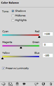 Equilíbrio de cores 1