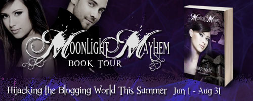 Tour: Guest Post — Moonlight Mayhem by Sherry Soule