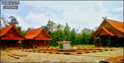 Pembangunan Kompleks Rumah Pemangku Adat Kabupaten Sumedang