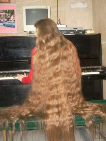 Long Hair Photos beauty woman very long human hair Hairstyles, Hair style