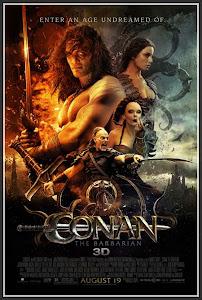 Người Hùng Barbarian - Conan The Barbarian poster