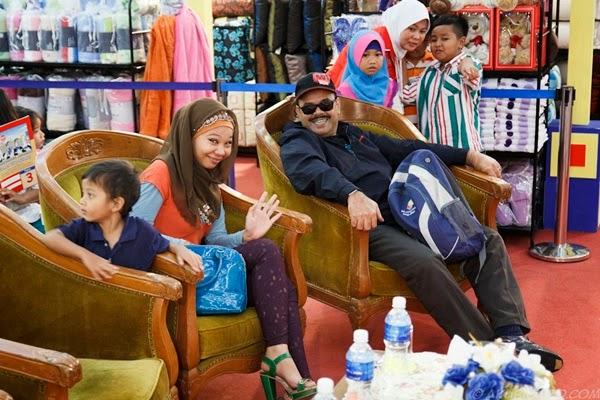 Dj Anis dan Dj Andy Hakim dari Selangor FM