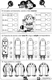 Mais Atividades de Matemática 1º e 2º Anos