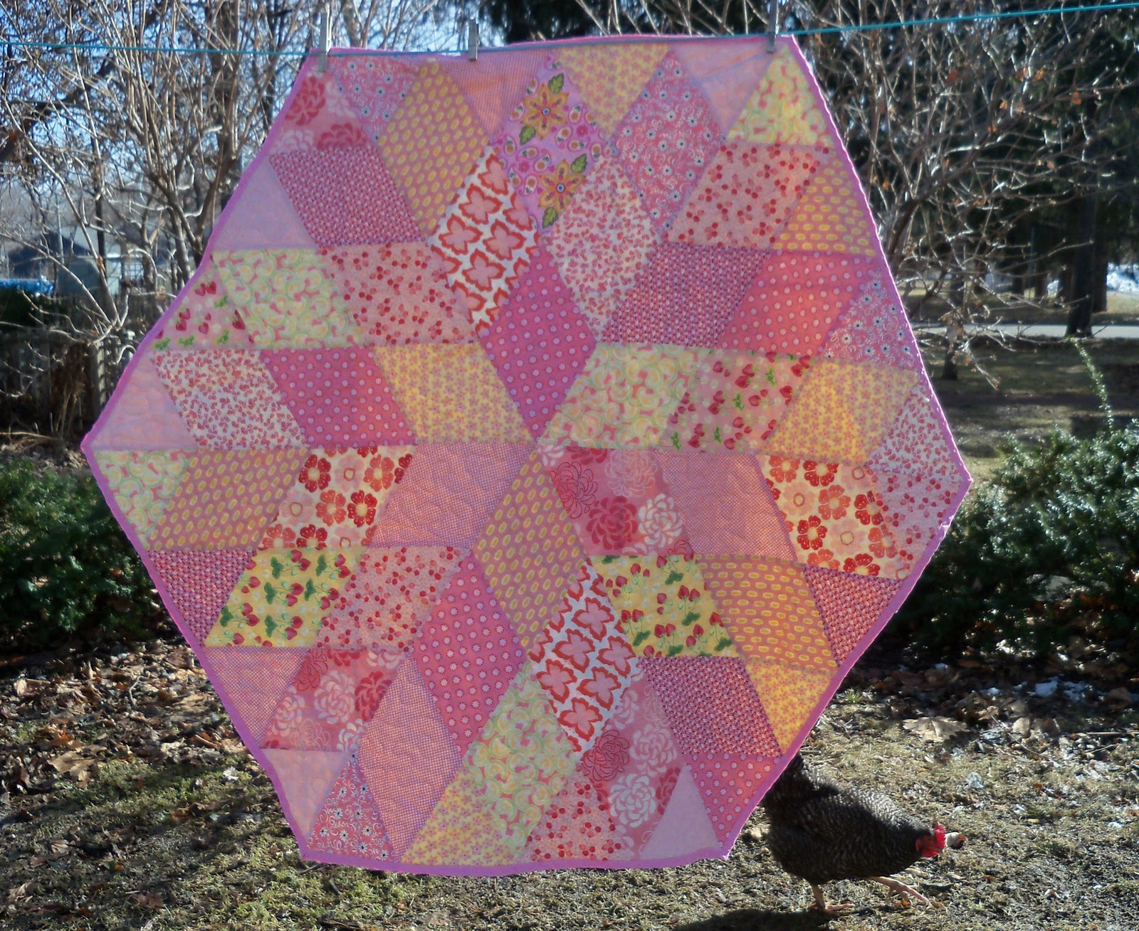 Sewn diamond quilt a tutorial diamond quilt a tutorial jeuxipadfo Gallery