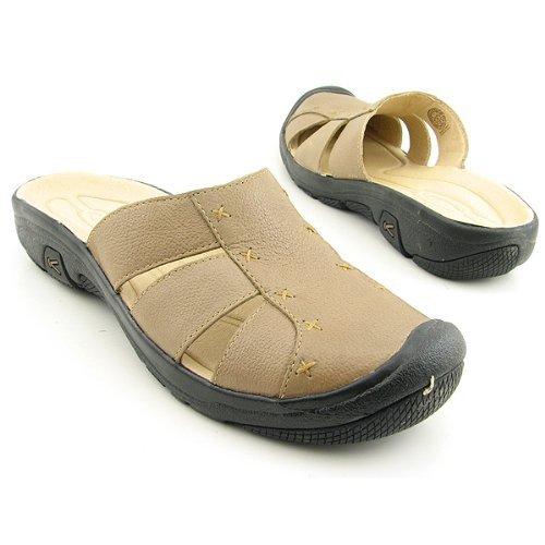 de087b24644 KEEN Paulina Slide Beige Sandals Slides Shoes Womens 7