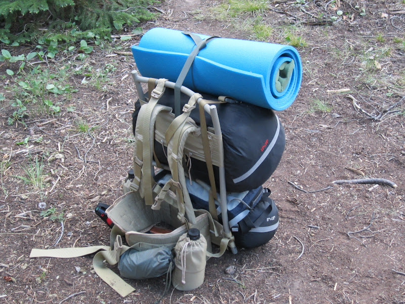 The history and potential future of external-frame packs ...
