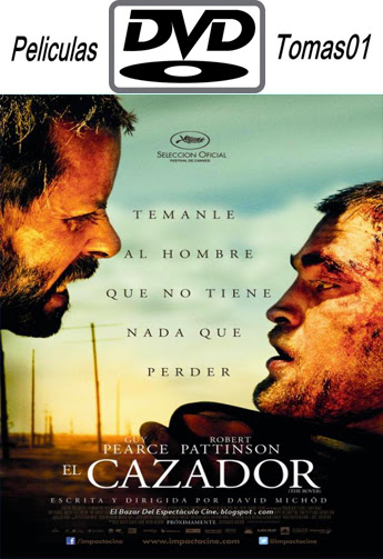 The Rover (2014) DVDRip