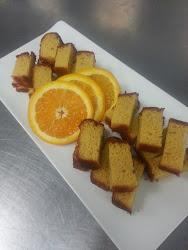 Κέικ πορτοκάλι χωρίς αλεύρι